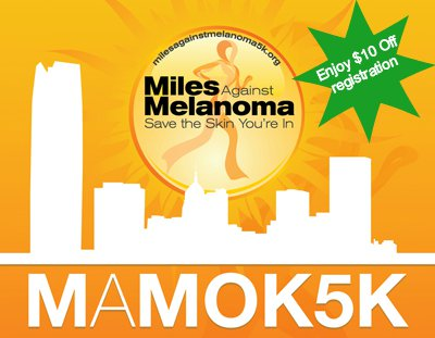 Miles Agains Melanoma